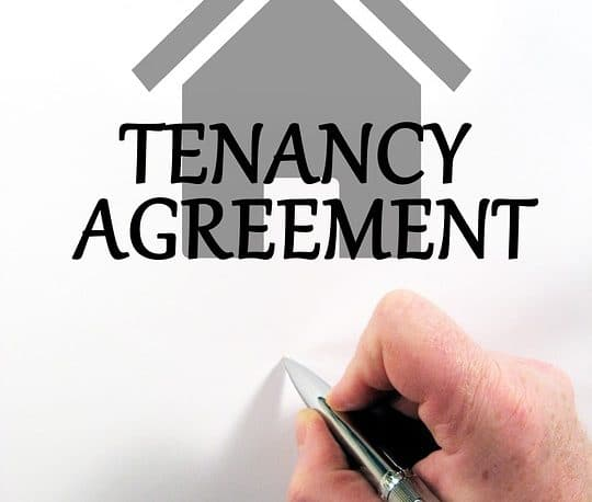 agreement of pest control in apartments